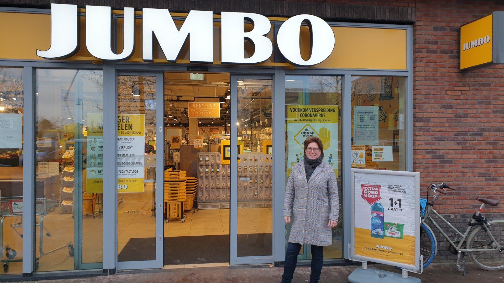 Valken'68 en Jumbo hebben elkaar gevonden