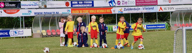 Update Coronavirus14 oktober 2020: Valken'68 jeugd kan blijven trainen en onderlinge wedstrijden spelen. Ook op zaterdag!!!