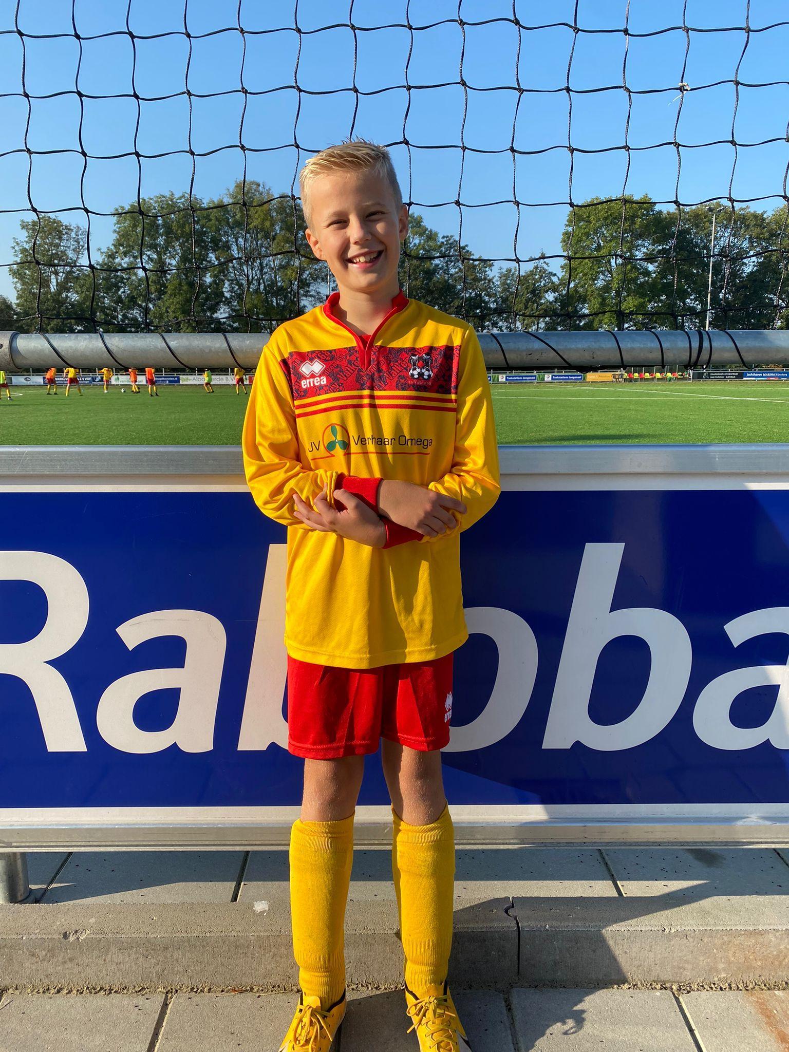 Pupil van de Week: Dean van der Nagel!!!